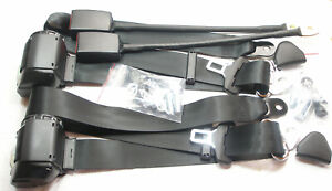 2 New Mercedes W114 W115 8 Trw Repa Seat Belts Made In Germany