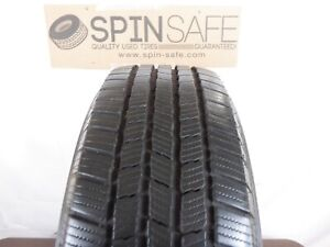 Single Used 245 65r17 Michelin Defender Ltx M S 107t 11 32 L Dot2018