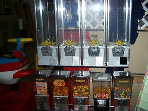 Folz 9 Tier Gumball Candy 2 Modules Toy Vending Machine On Wheels