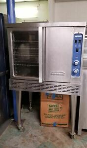 Imperial Gas Single Convection Oven Icv 1