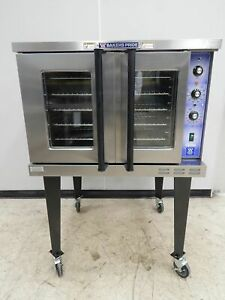 Bakers Pride Electric Convection Oven On Legs 456gdcoer4