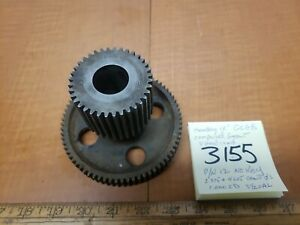Hendey Lathe 12 Qcgb Compound Gear Pn12 No Key 1 00 Id