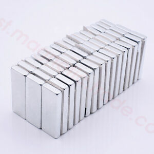 Wholesale 40mm X 15mm X 5mm Block Strong Rare Earth Neodymium N50 Magnets