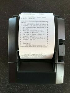 Star Micronics Tsp650 Apple Android Square Ethernet Thermal Receipt Printer