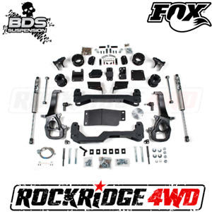 Bds Suspension 4 Lift System For 2019 Dodge Ram 1500 Rebel W Air Ride Fox Shoc