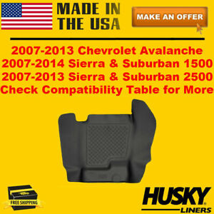 Husky Liners Weatherbeater Center Hump Floor Mat For 2007 2014 Chevy Silverado