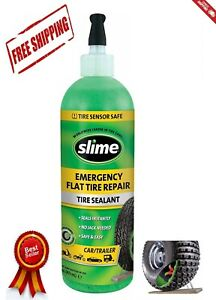 Slime 16 Ounce 10011 Ouncetubeless Tire Sealant Free Shiping