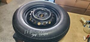 2011 Thru 2018 Jeep Grand Cherokee Spare Tire Wheel Donut 18 Spare 175 90 18