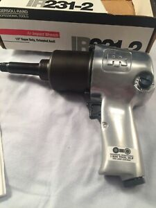 Ingersoll Rand 231 2 New In Box 1 2 Drive Impact Wrench Extended Anvil