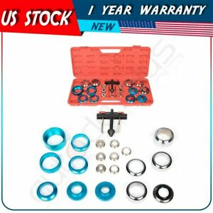 20pcs Camshaft Bearing Remover Installer Tool Set Crank Seal Removal