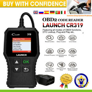 For Bmw Audi Eobd Obd2 Engine Automotive Car Code Reader Scanner Diagnostic Tool