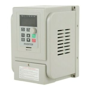 2 2kw 3hp 220v Variable Frequency Drive Inverter Cnc Vfd Vsd Single To 3 Z6b7