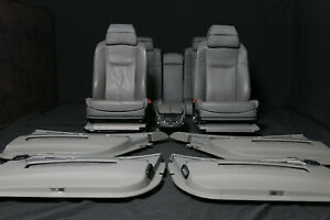 Bmw 7er E66 Long Version Leather Massage Comfort Seats Individual Leather Trim