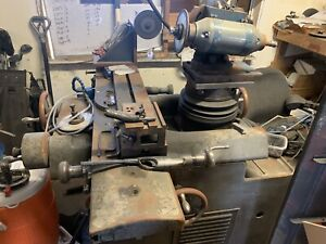 Cincinatti 2 Tool Grinder With Accessories
