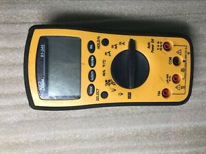 Ideal 61 340 Test promultimeter Sfo Shipping