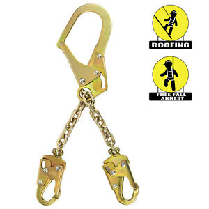 Spidergard Spl rc01 Rebar Chain Assembly For Positioning With Two Snap Hooks