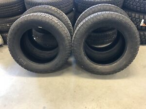 4 Goodyear Wrangler Trailrunner At 275 60r20 New Take Offs