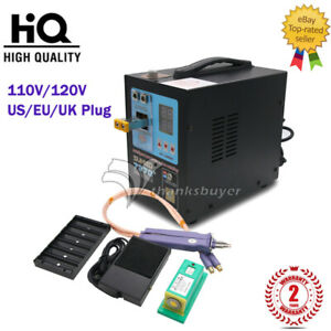737g Spot Welder 110v 220v 4 3kw Welding Machine S 70bn Welding Pen For 18650