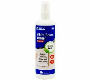 Bazic 8 Oz White Board Cleaner Case Of 12