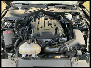 51k 2018 2019 Ford Mustang Ecoboost 2 3l Engine Automatic Auto Trans 10r80 Kit