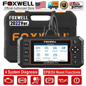 Car Auto Scanner Obd2 Code Reader Diagnostic Tool Abs Srs Epb Dpf Bms Oil Reset