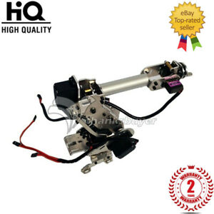 6dof Mechanical Robot Arm Claw With Servo For Arduino Robotic Diy Kit Unassemble