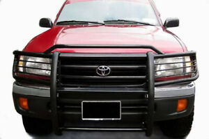 Black Horse Grille Guard Fits 96 98 Toyota 4runner Black Brush Bumper Push Bar