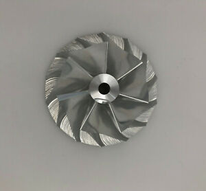 Stock Turbo Billet Compressor Wheel For 04 5 17 5 9l 6 7l Dodge Cummins