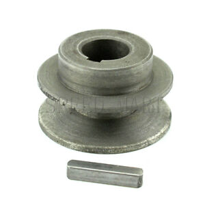 B Type Pulley V Groove Bore 10 30mm Od 100mm For B Belt Motor