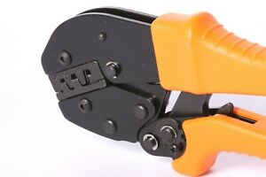Tc 1 Ratcheting Crimper For Use With 15 30 And 45 Amp Powerpole Connectors