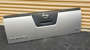 05 12 Nissan Frontier Tailgate Tail Gate W O Utility Box