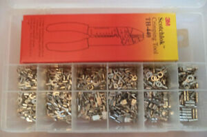 3m Wire Terminal Kit Terminal Type Non insulated Number Of Pieces 428