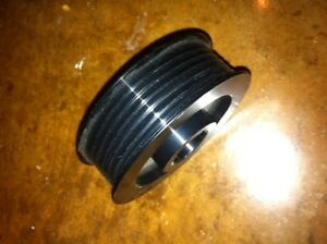 3 12 6 Rib Supercharger Pulley For Powerdyne Scorpion 20mm Bore