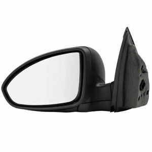Fit For 2011 2016 Cv Cruze Mirror Power W textured Cover Left Driver