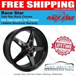 Race Star 92 Drag Star Dark Star 20x6 5x4 50bc 3 40bs 92 060146dsd