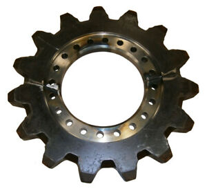 15 Tooth Split Drive Sprocket 601472001 Fits Vermeer Trencher T1055 T955