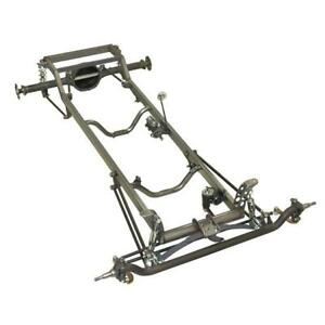 Deluxe 1923 T Bucket Frame Assembly Chevy Plain