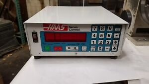 Haas 17 pin Brush Cnc Rotary Table Indexer Servo Control Controller Unit