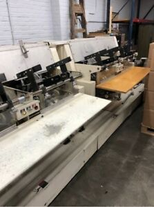 Harris Macy Saddle Binder Ll Stitcher 5562 And Trimmer Preowned