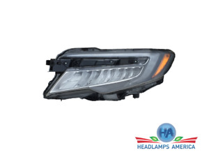 Oem Headlight Honda Pilot Passport Multi Led Touring Elite Models 19 20 Lh