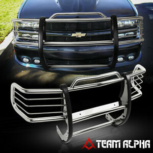Fits 1998 2004 Chevy S10 Blazer sonoma Stainless Steel 1 5 Bumper Grille Guard