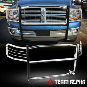 Fits 2006 2009 Dodge Ram 1500 2500 3500 Stainless Steel 1 5 Bumper Grille Guard