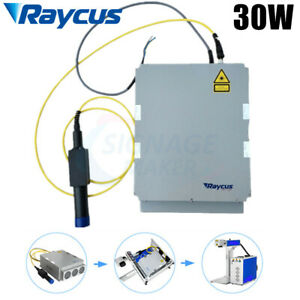 Raycus 30w Q switched Pulse Fiber Laser Source 1064nm For Fiber Laser Marker
