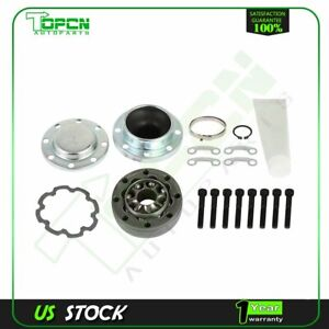 Front Rear Prop Drive Shaft Cv Joint Kit For 2012 16 Jeep Wrangler 52123553aa