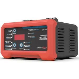 Sbc 125 6 volt 12 volt Shelf Automotive Battery Charger Maintainer Free Shipping