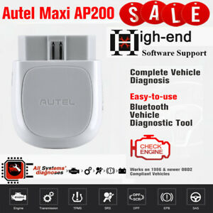 Autel Maxisys Diagnostic Scanner Epb Bms Sas Dpf Immo Tpms Oil Reset For Ford Gm