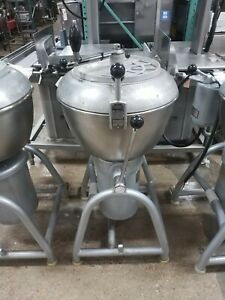 Hobart Vcm 40 Commercial Vertical Cutter Mixer Three Phase 460 Volts