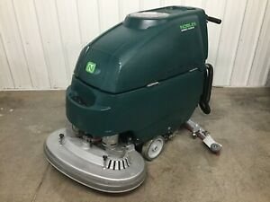 Tennant Nobles Ss 5 32 Floor Scrubber Discounted