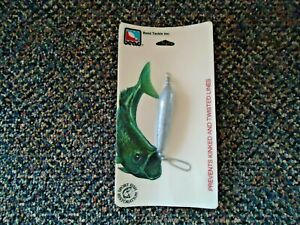 quot; NOS quot; Bead Tackle 3 Oz.Torpedo Sinker For Casting Or Trolling quot; GREAT ITEM quot; $11.99
