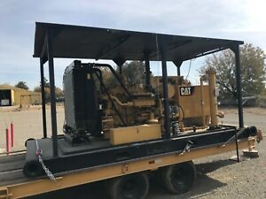 Good Used Caterpillar G3406 Ta 170kw Natural Gas Generator Set